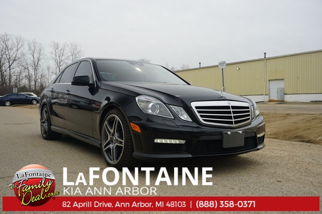 Pre-Owned 2012 Mercedes-Benz E-Class E 63 AMG®